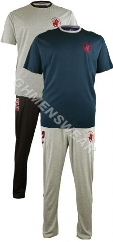 Santa Monica Polo Club  Pyjama/Lounge Set